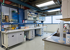 Analytical Chemistry lab at Kinectrics