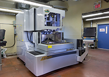Machining and Prototyping facility at Kinectrics
