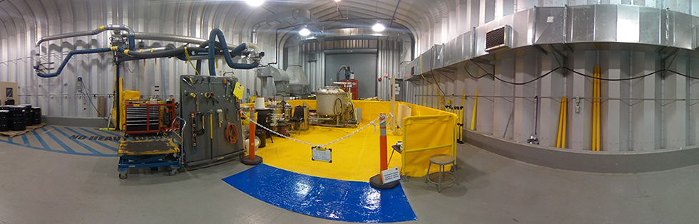 360 degree Nuclear Lab