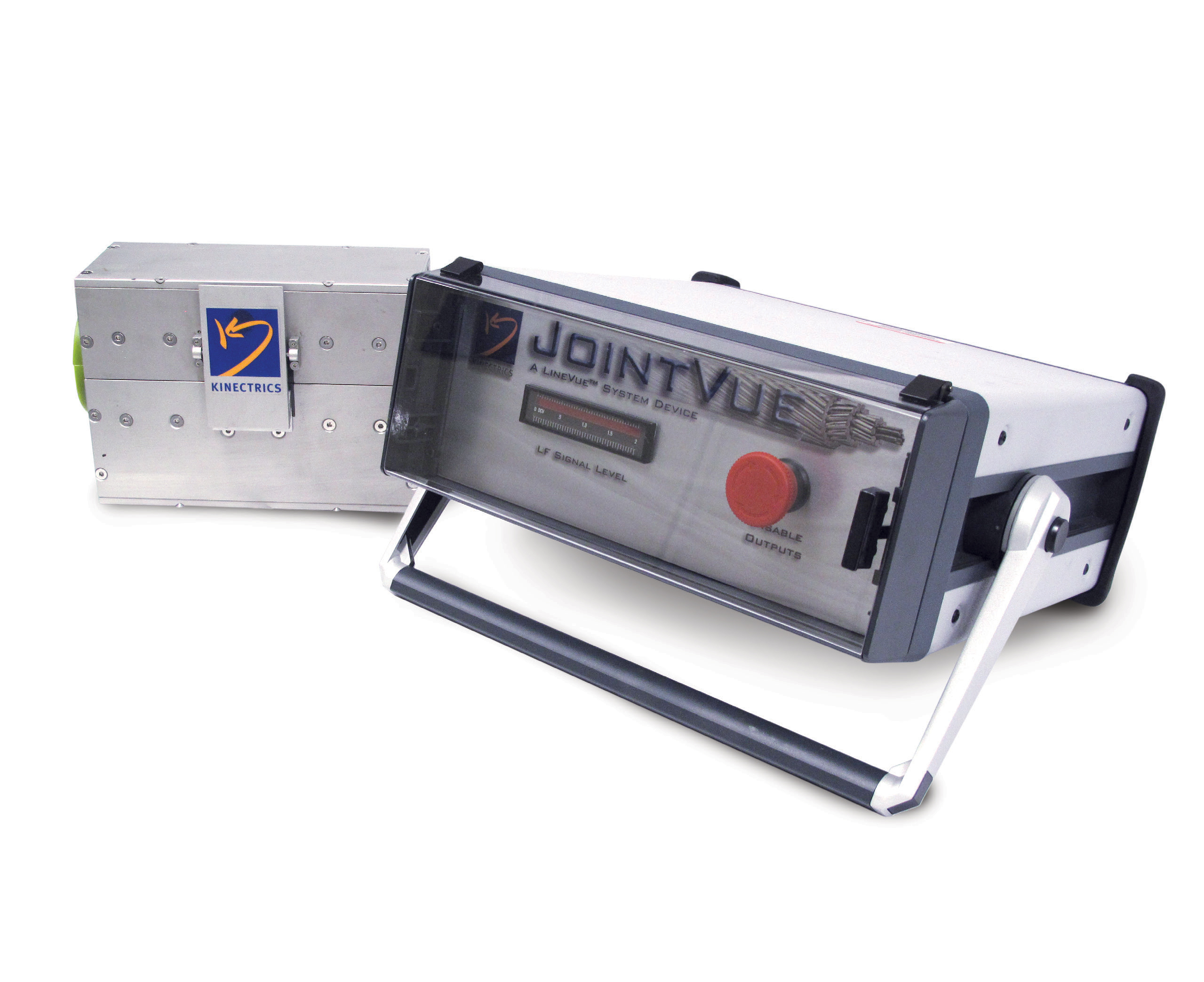 front image of JointVue system